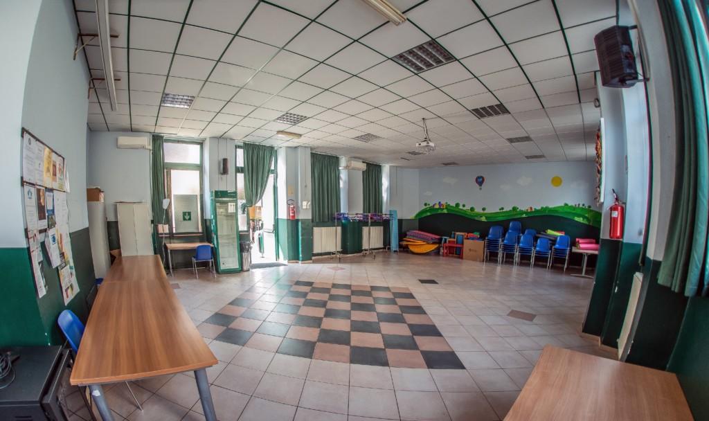 Barrito - Salone vuoto