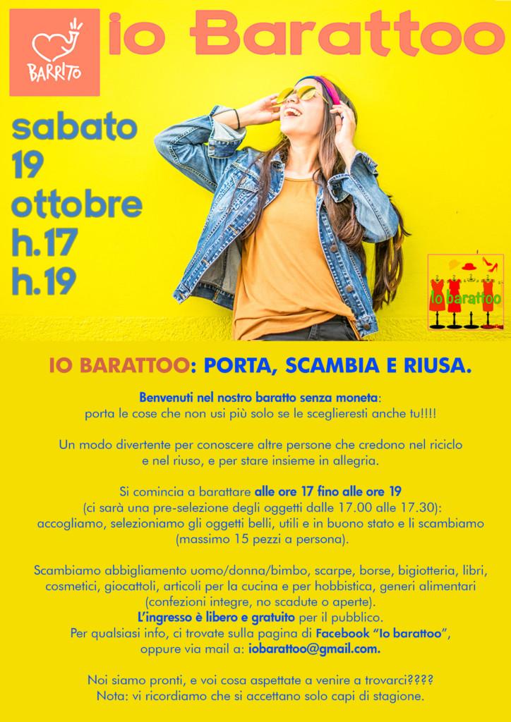 Barrito - Swap Party